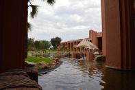 Windhoek Country Club Restaurant Outdoor