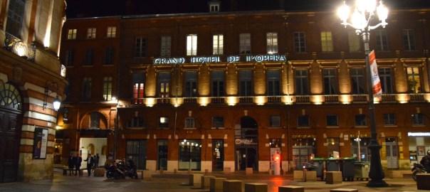 Grand Hotel De L'Opera Header