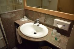 Holiday Inn Andorra Room Sink