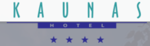Kaunas Hotel Logo