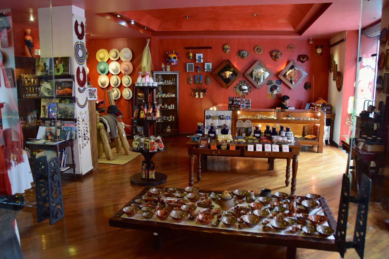 Hotel Patio Andaluz Shop
