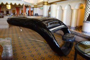Grand Hyatt Muscat Lobby Piano