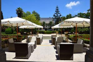 Corinthia Palace Hotel & Spa Lounge