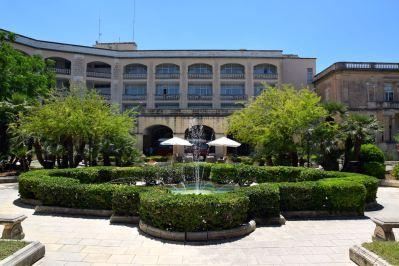 Corinthia Palace Hotel & Spa Room Garden Entrance