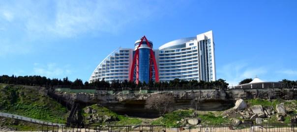 Jumeirah Baku Header