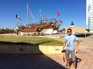 Kuwait Maritime Museum David