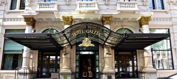 Excelsior Hotel Gallia Header