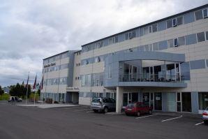 Icelandicair Hotel Herad Exterior back
