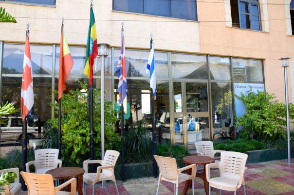 Sabean International Hotel Flags