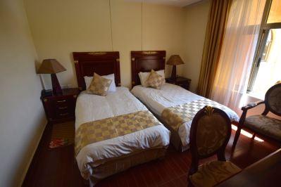 Sabean International Hotel Room