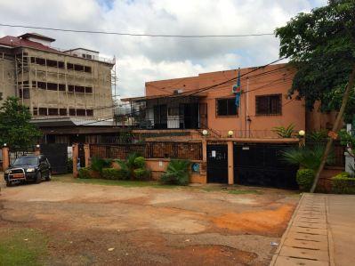 Yaounde DRC Embassy