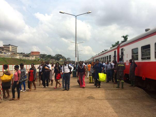 Yaounde station