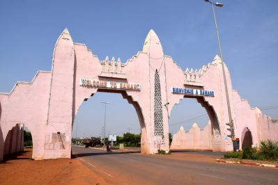 Welcome to Bamako!
