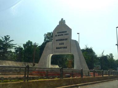 Bamako Martyrs Monument