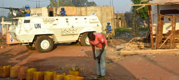 Bangui Header