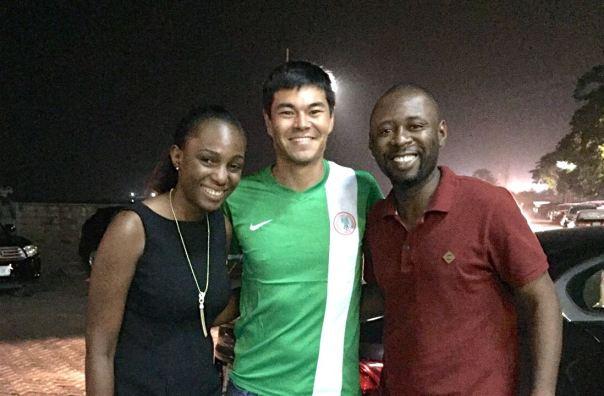 Nigeria Lagos David Kwame