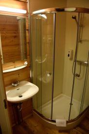 Hotel Blafell Bathroom Shower
