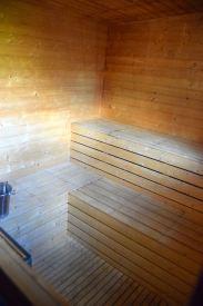 Hotel Blafell Sauna