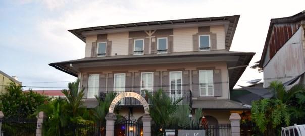 Hotel Ker Alberte Header