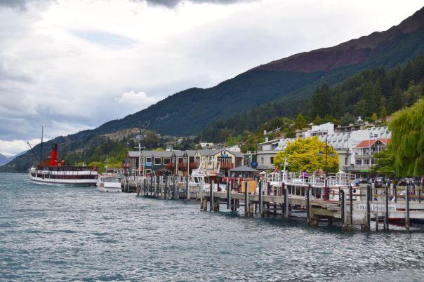New Zealand Queenstown