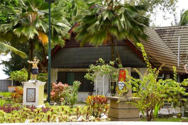 Kiribati Tarawa President Residence