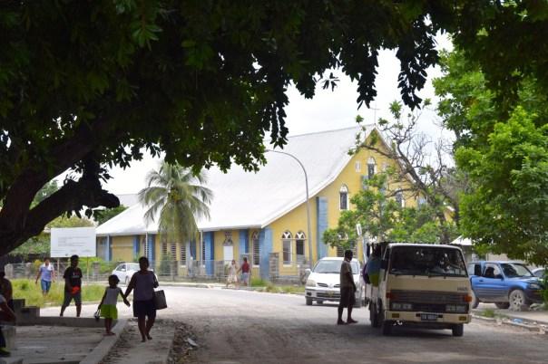 Kiribati Tarawa Town