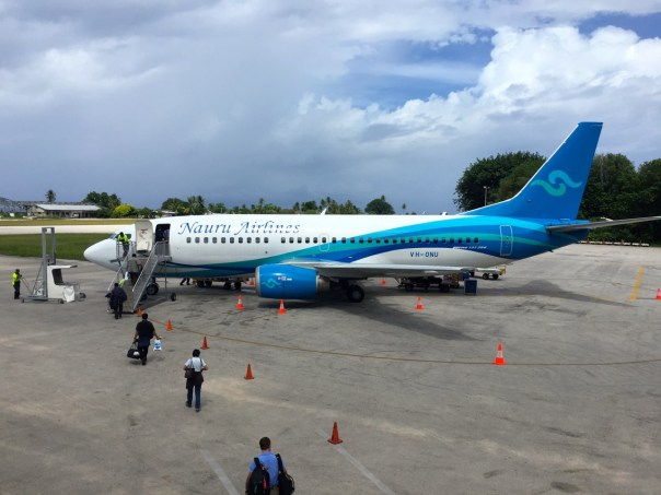 Nauru Boarding