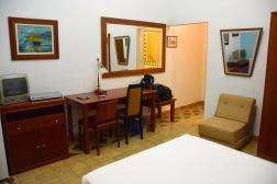 Coimbra Hotel Room Desk