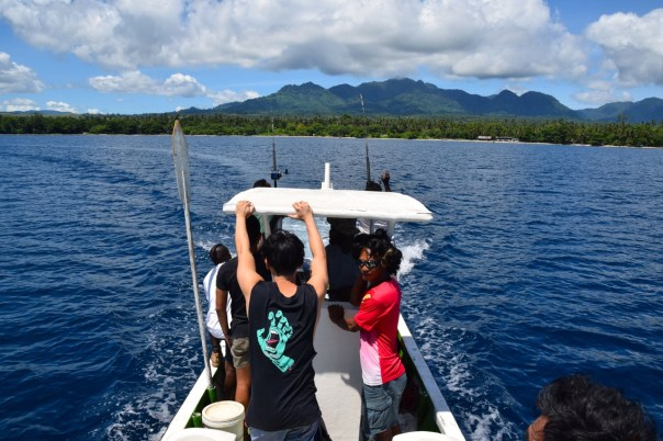 Solomon Boat Tour