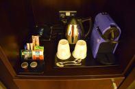 Golden Tulip Accra Room Coffee