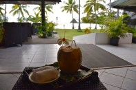 lomani-island-resort-welcome-drink
