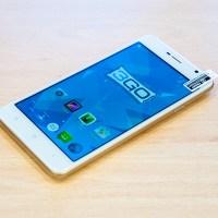 """Elegante, equilibrado, ¡ENORME! Nuevo Smartphone Droxio SENNA 5,5"""" de 3go"""