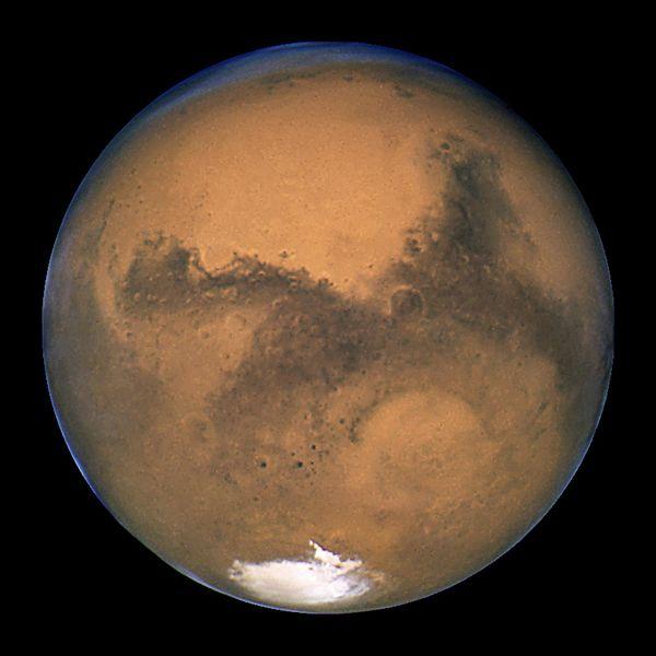 Curiosity Mars rover detects 'useful nitrogen'