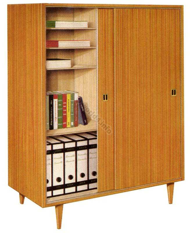 Office Furniture Design Germany 1950s