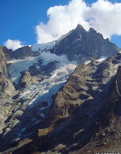 Alpine Glaciers,France