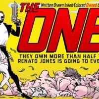 Renato Jones: The One % #1, 2, 3 (review)