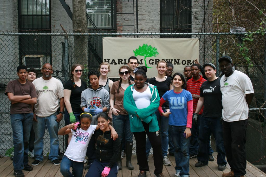 NYC Volunteer Day