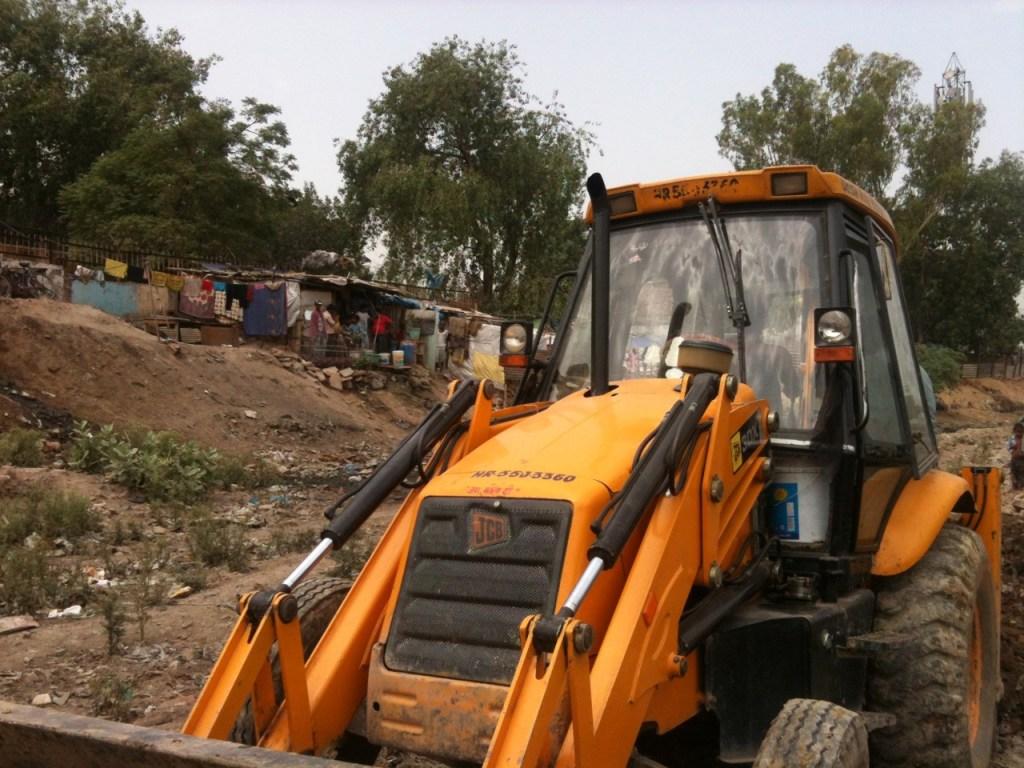 India Demolition 2