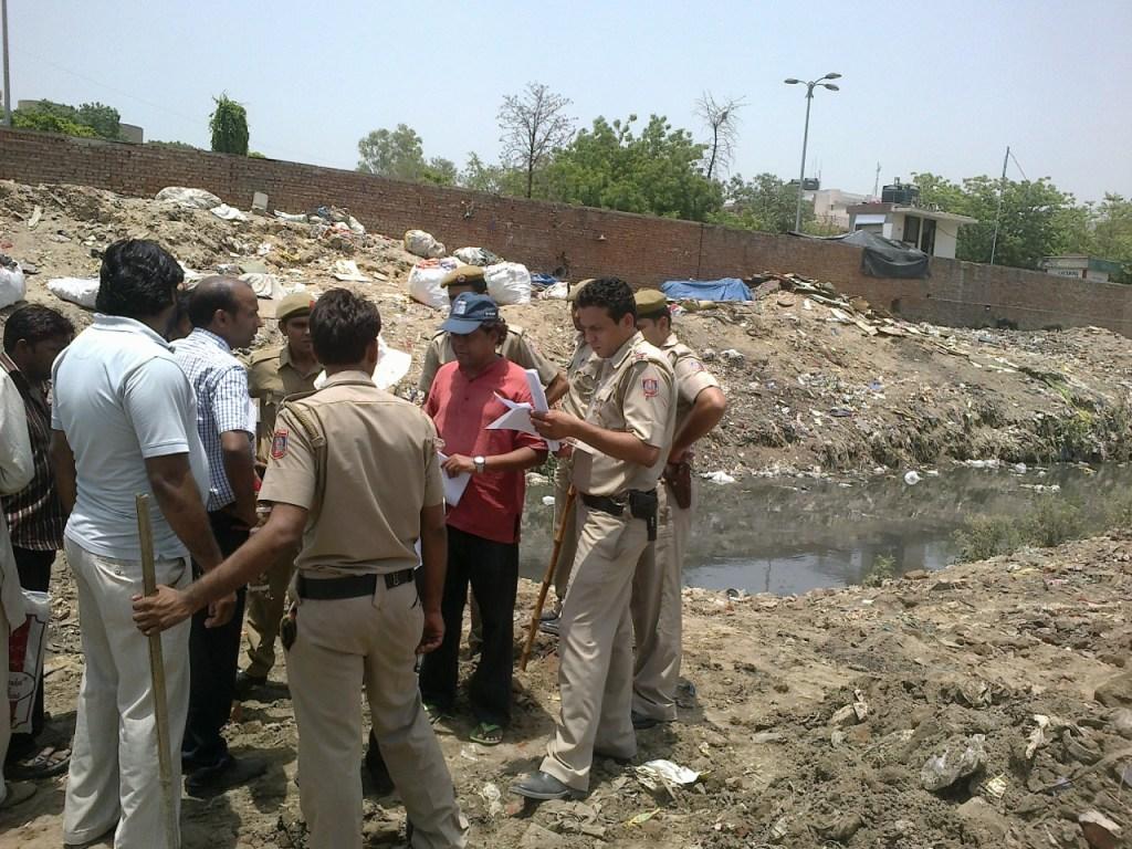 India Demolition 7