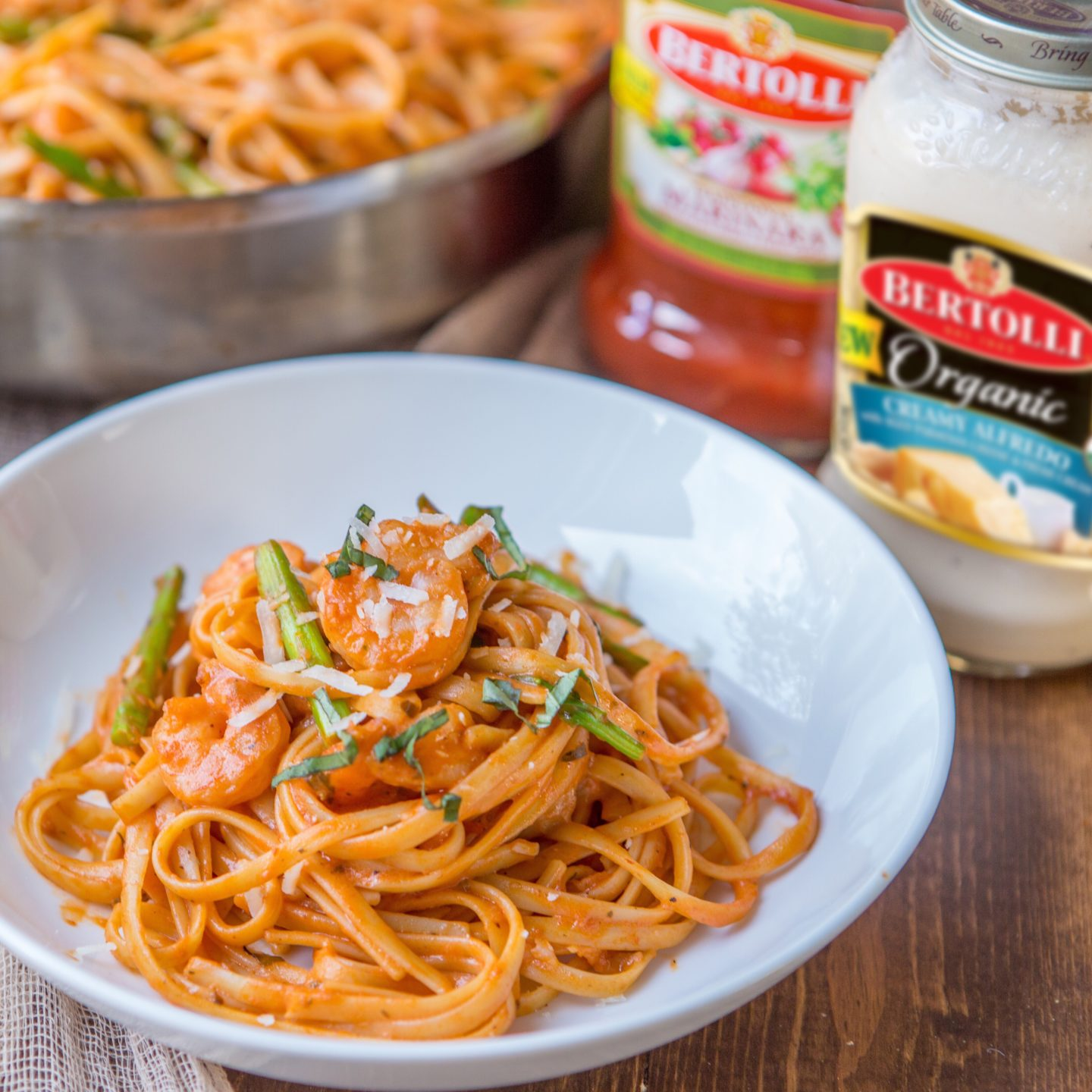 Ideal Asparagus Pasta Bertolli Shrimp Asparagus Pasta Pesto Shrimp Asparagus Pasta Dish Sauces Get Your Family Hooked On Shrimp Asparagus Pasta Get Your Family Hooked On Shrimp nice food Shrimp Asparagus Pasta
