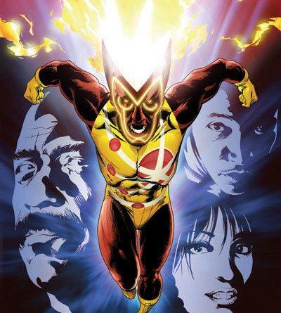 Jason Rusch, The living Atomic Flame!