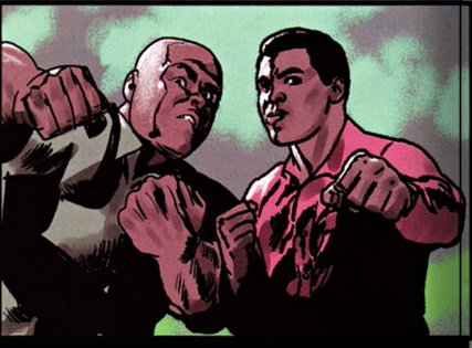 Isaiah and Muhammed Ali