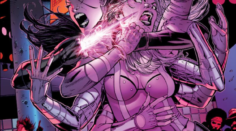 Uncanny X-force (2017) #1