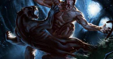 black panther ultimate