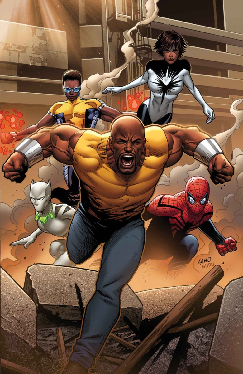 Luke Cage (Character)