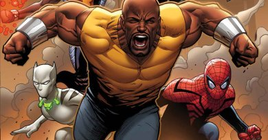 Luke Cage, The Hero for Hire!