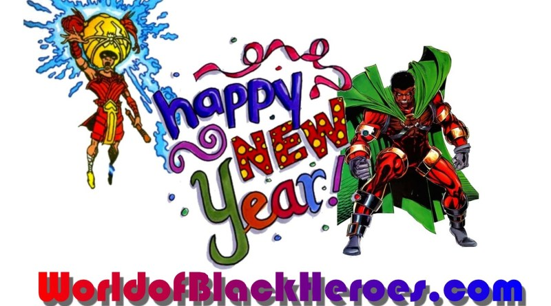 black heroes new year