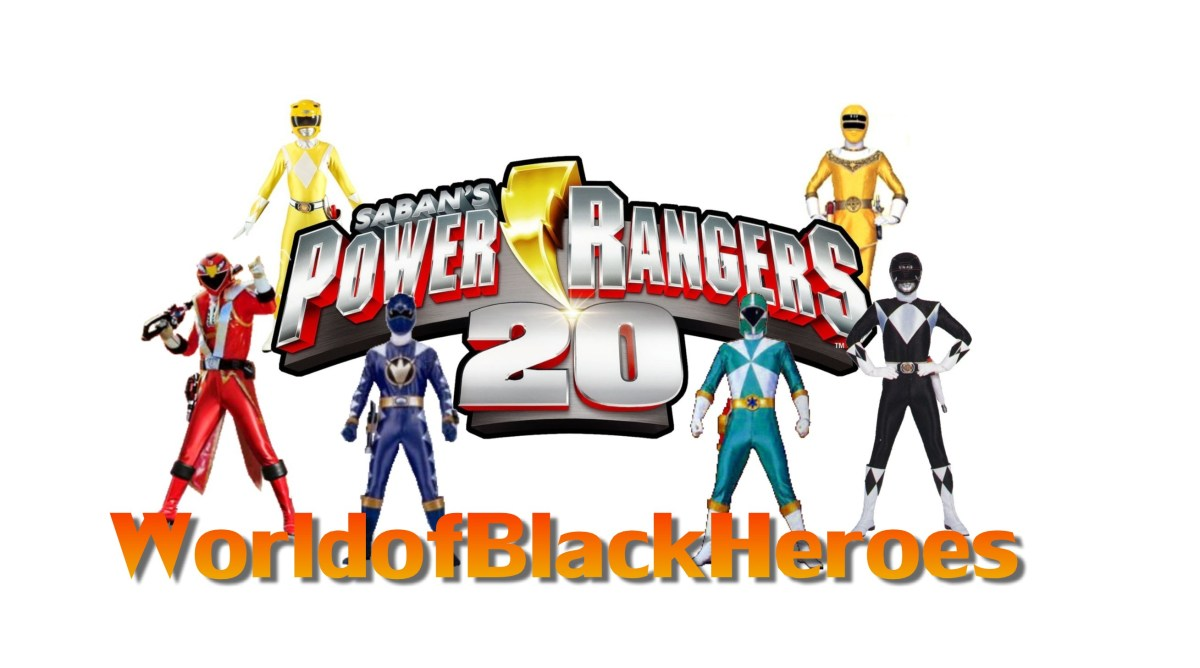 Top Black Power Rangers