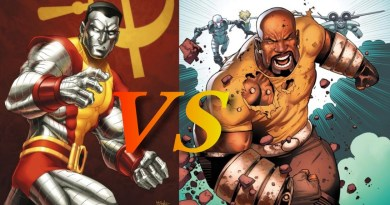 Luke Cage vs Colossus