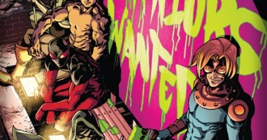New Warriors (2014) #7 Review